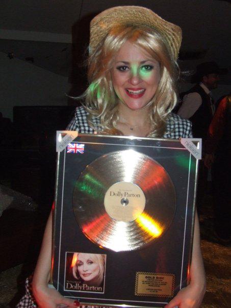 Natalie As Dolly