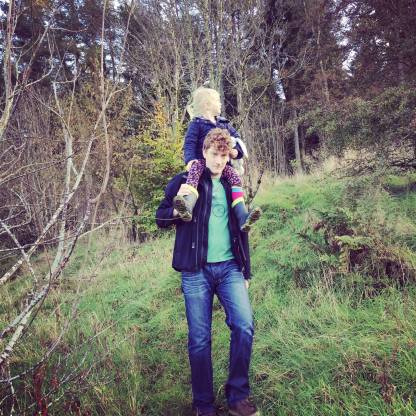 Iain and Elodie Woodland