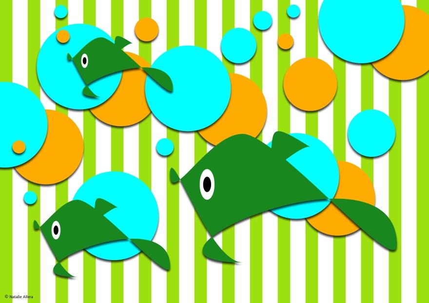 Fish by Natalie Allera