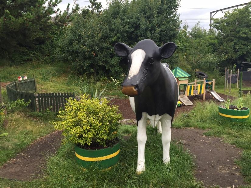 Gorgie City Farm Playground